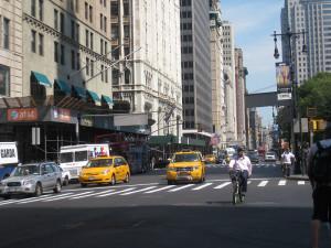 Autobus en Nueva York