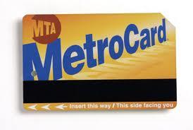 Tarjeta MetroCard Nueva York