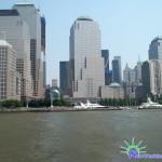 New York desde el mar