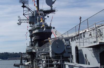 Intrepid museo de naves de guerra