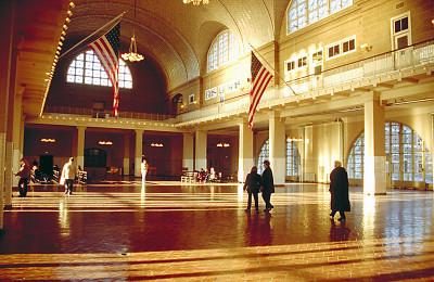 Museo inmigracion Ellis Island