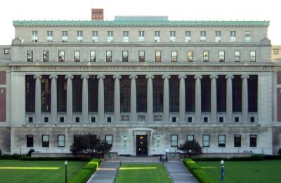 Edificio Universidad de Columbia