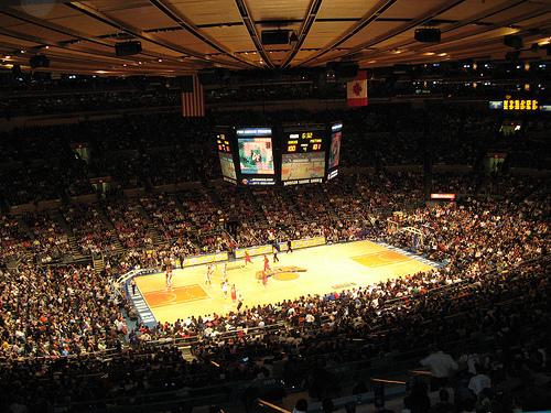 Madison Square Garden Gu A De New York