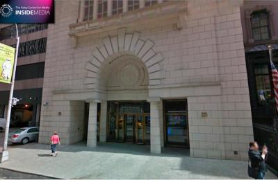 Museo de la Radio y Television - Nueva York