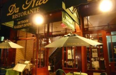 Restaurante danico (italiano)
