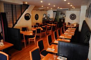 Restaurante Blossom - Interior