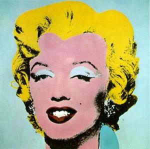 Marilyn Andy Warhol