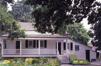 casa de Edgar Allan Poe