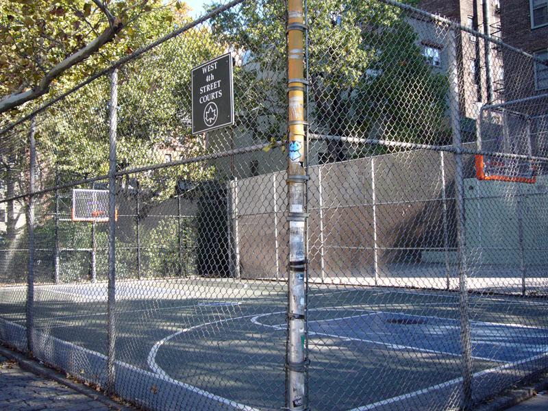 Baloncesto callejero en ny gu a de new york - Callejero manhattan ...