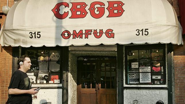 CGBG Bar