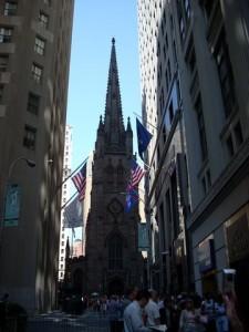 Edificio Trinity Church