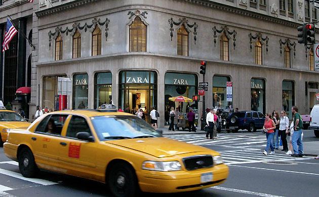 Zara en New York