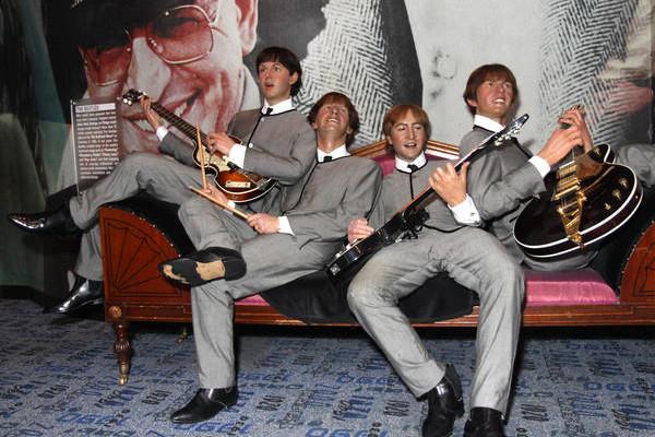 Beatles Museo de Cera